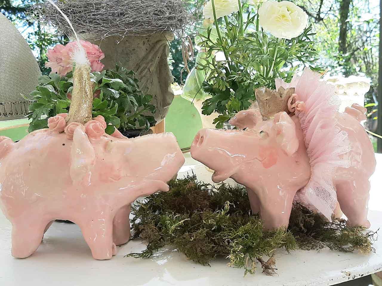 Zauberschweine